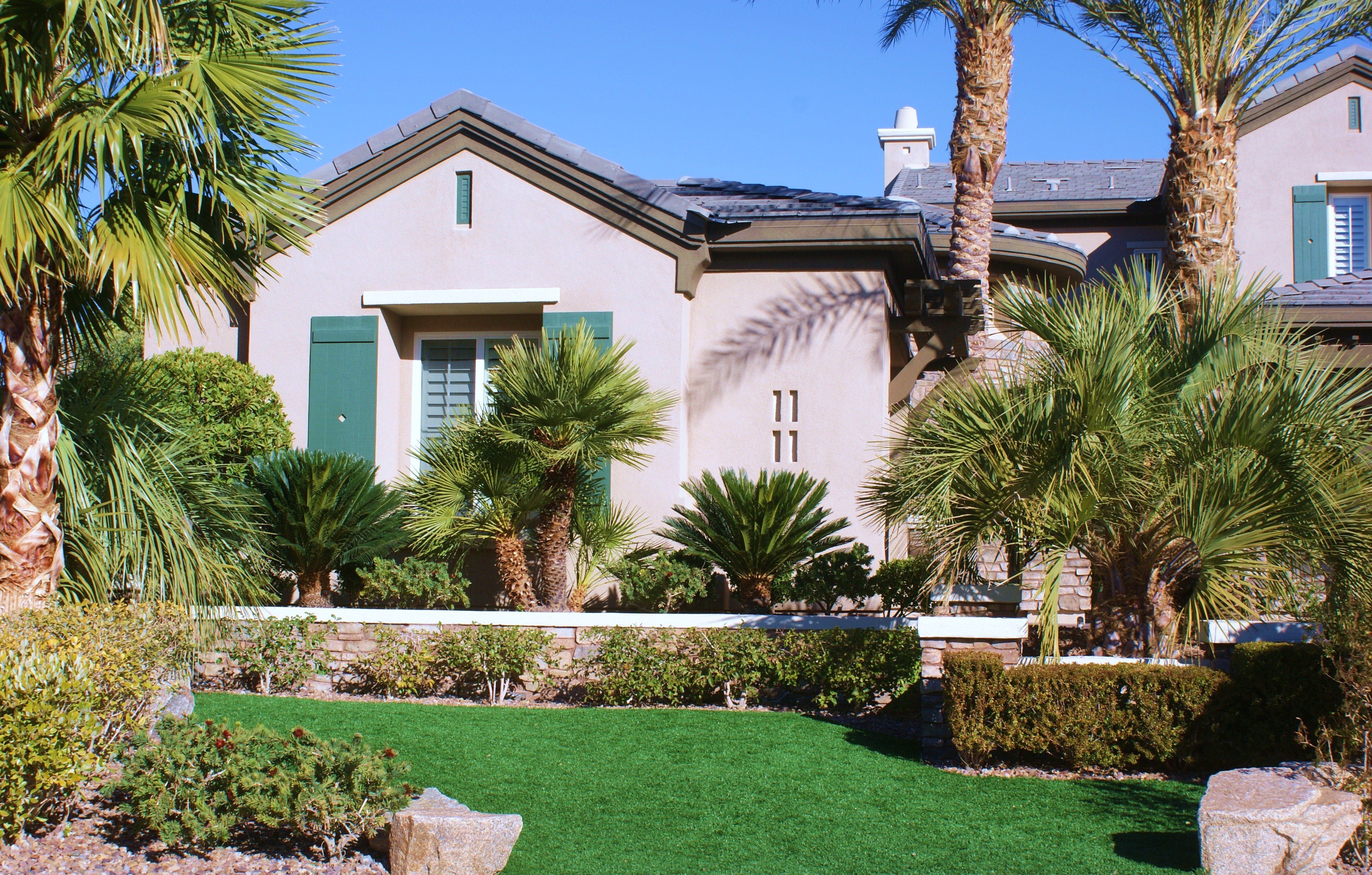 Landscapers in Henderson keep homes looking great