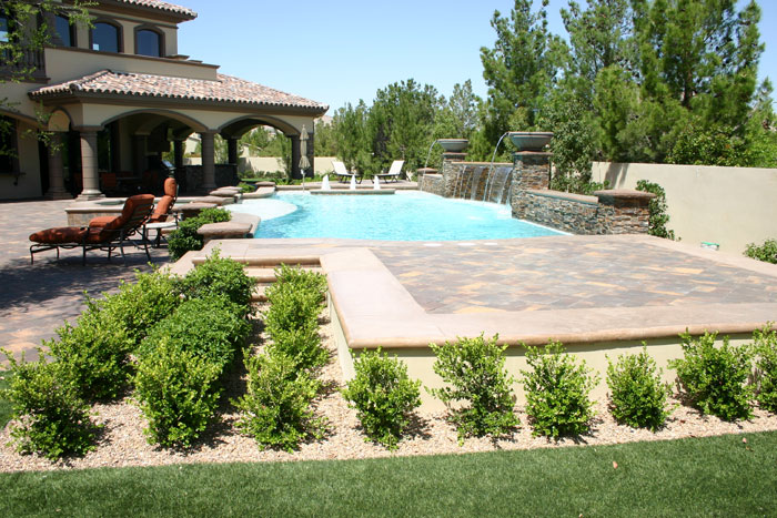 Las Vegas Backyard Landscaping Design Interesting Las Vegas Landscapers Reveal Benefits To Landscaping Design . Design Inspiration