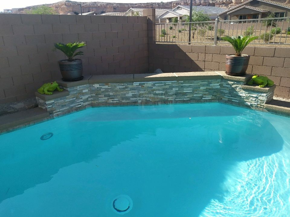 Las Vegas Swimming Pools Remodeling And Renovations Photos