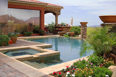 Desert Springs Landscaping Pool Spa Renovations