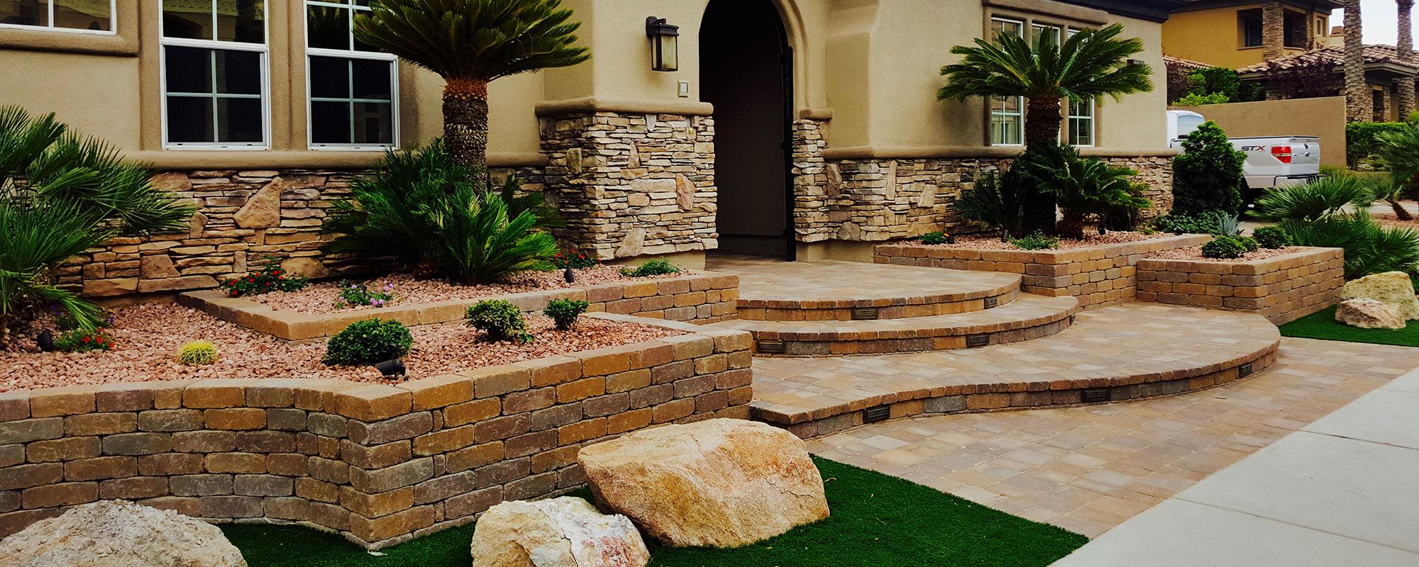 Las Vegas Landscape Company Maintenance And Design