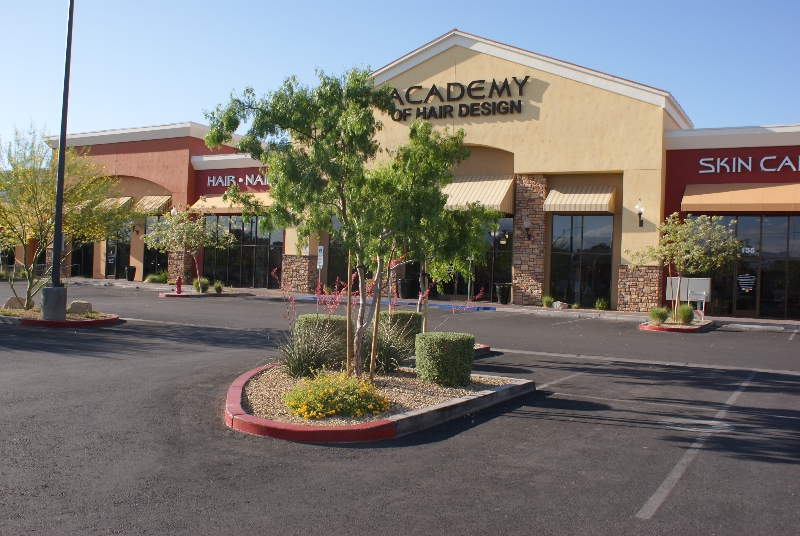 Las Vegas Commercial Landscaping Photos Are Here