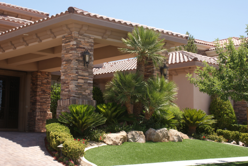Southern Nevada landscapers