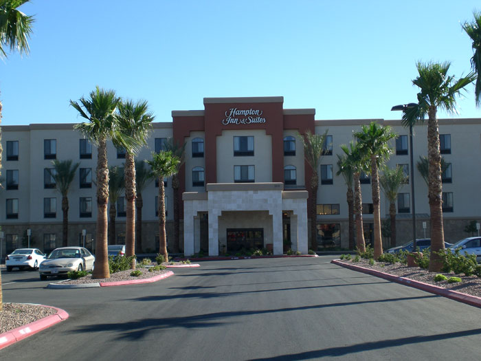 Las Vegas business landscaping maintenance