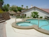 Backyard swimming pools in Henderson