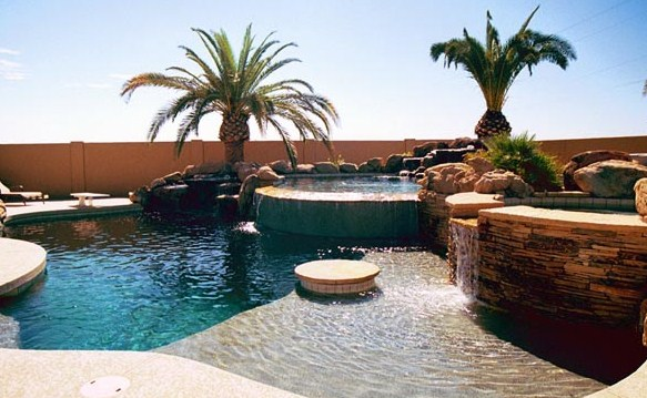 New Las Vegas Swimming Pools