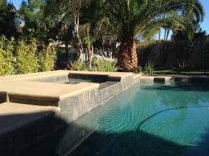 Las Vegas swimming pools testimonial