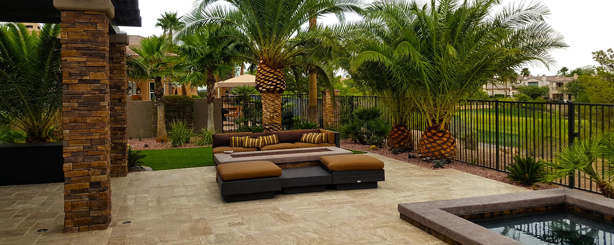 Las Vegas Landscape Company, Maintenance And Design